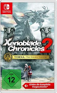 Xenoblade Chronicles 2: Torna - The Golden Country - [Nintendo Switch]