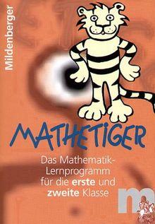 Mathetiger 1 / 2. CD-ROM