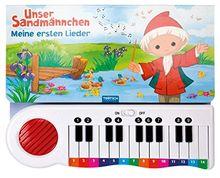 """Meine ersten Lieder """"Unser Sandmännchen"""": Mit kleinem Mini-Keyboard"""