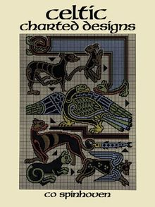 Celtic Charted Designs (Dover Needlework)