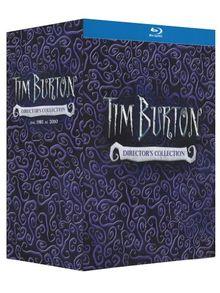 Tim Burton Director's Collection [Blu-ray + DVD] [IT Import]