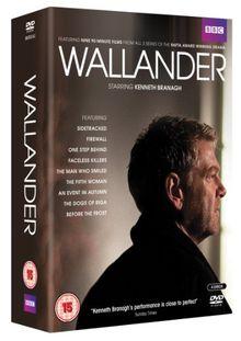 Wallander, Series 1-3 [6 DVDs] [UK Import]