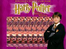 Harry Potter und der Stein der Weisen, Magische Bilder zum Film