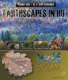 Earthscapes: Fall in New England [Blu-ray]
