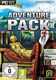 Adventure Pack - Rätsel vergangener Tage