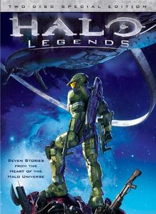 Halo - Legends (edizione speciale) [2 DVDs] [IT Import]