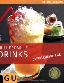 Null-Promille Drinks. erfrischend pur (Just cooking)