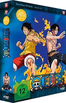 One Piece - Die TV Serie - Box Vol. 15 [6 DVDs]