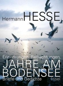 Jahre am Bodensee: Erinnerungen, Betrachtungen, Briefe und Gedichte