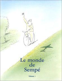 Le Monde de Sempé, Volume1 (Humour)