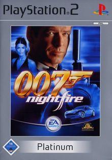 James Bond 007 - Nightfire [Platinum]