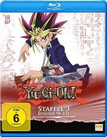 Yu-Gi-Oh! - Staffel 3.1: Episode 98-121 [Blu-ray]