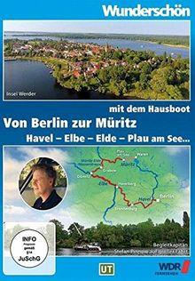 Wunderschön Von Berlin zur Müritz mit dem Hausboot - Havel - Elbe - Elde - Plau am See