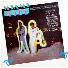 Miami Vice [Vinyl LP]