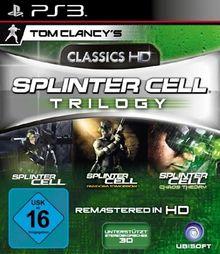 Splinter Cell Trilogy [Classics HD]