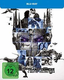 Transformers 5 Movie Collection - Blu-ray Limited Steelbook (exklusiv bei Amazon.de)