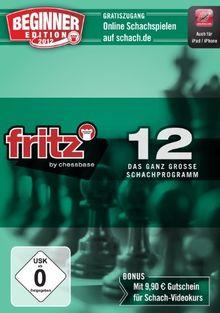 Fritz12 Beginner Edition 2012: Das grosse PC-Schachprogramm