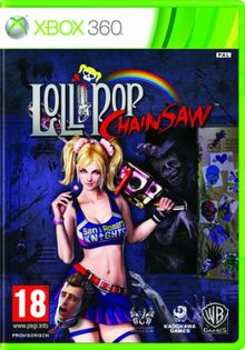 Lollipop Chainsaw (PEGI-Version)