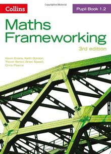 Pupil Book 1.2 (Maths Frameworking)