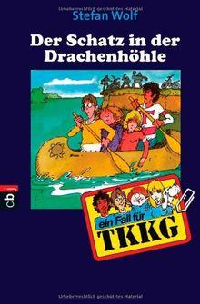 TKKG 19. Der Schatz in der Drachenhöhle.