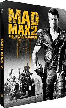 Mad Max 2 [Blu-ray + Copie digitale - Édition boîtier SteelBook]
