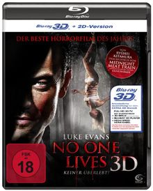 No one lives - Keiner überlebt! [3D Blu-ray + 2D Version]