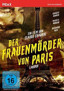 Der Frauenmörder von Paris (Landru) / Meisterwerk von Claude Chabrol basierend auf dem realen Fall des Serienmörders Landru (Pidax Film-Klassiker)