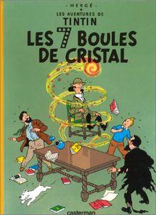 Les 7 Boules de Cristal = The Seven Crystal Balls (Tintin)