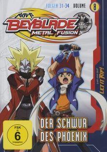 Beyblade Metal Fusion - Volume 8 (Folgen 31-34)