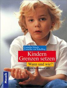 Kindern Grenzen setzen, wann und wie?