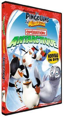 Les pingouins de madagascar, mission antartique [FR Import]