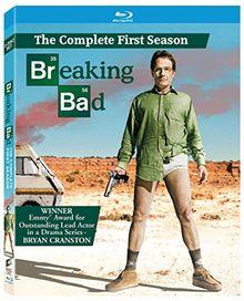 Breaking Bad - Season 1 (Blu-ray + UV Copy) [UK Import]