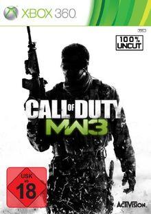 Call of Duty 8 - Modern Warfare 3 - [Xbox 360]