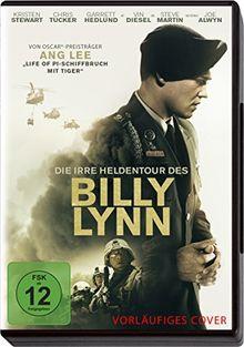 Die irre Heldentour des Billy Lynn