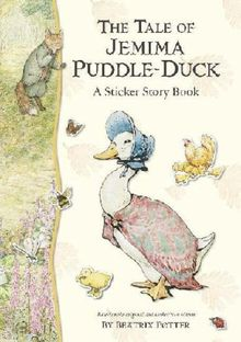 Jemima Puddle-Duck Sticker Story (Potter)