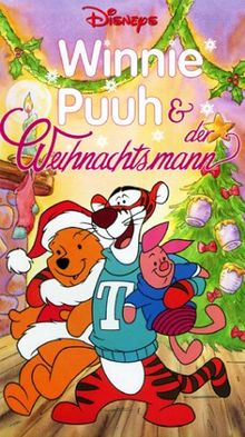 Winnie Puuh und der Weihnachtsmann [VHS]