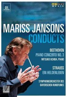 Mariss Jansons dirigiert Beethoven / Strauss (München 2011)