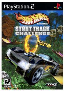Hot Wheels - Stunt Truck Challenge