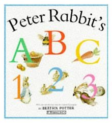 Peter Rabbit's A B C and 1 2 3 (The World of Peter Rabbit)