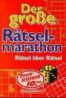 Der große Rätselmarathon, Bd.1