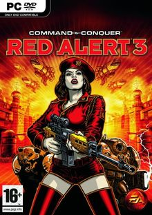 Command & Conquer: Red Alert 3 [UK-Import]