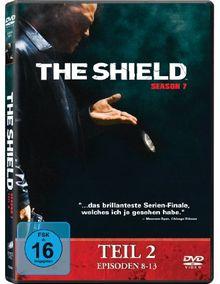 The Shield - Season 7, Vol.2 [2 DVDs]
