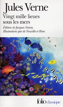 20000 Lieues Sous (Folio (Gallimard))