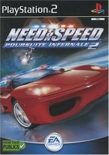 Need for Speed Hot Pursuit 2 (PS2)