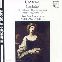Campra: Cantatas