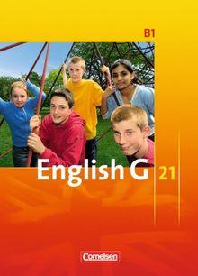 English G 21 - Ausgabe B: Band 1: 5. Schuljahr - Schülerbuch: Festeinband