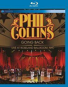 Going Back: Live at Roseland Ballroom, NYC [Blu-ray]