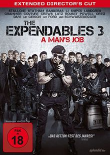 The Expendables 3 - A Man's Job [Director's Cut]