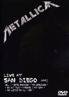 Metallica - Live at San Diego 1992