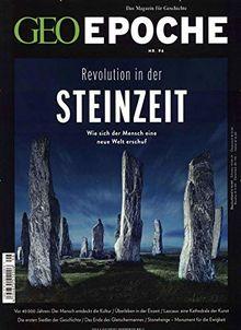 GEO Epoche 96/2019 - Revolution in der Steinzeit